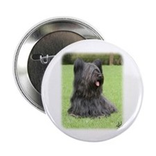 "Skye Terrier 9Y766D-039 2.25"" Button (10 pack)"