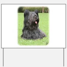 Skye Terrier 9Y766D-039 Yard Sign