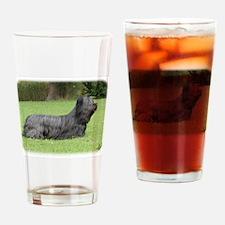 Skye Terrier 9Y766D-041 Drinking Glass