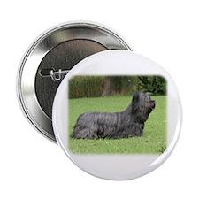 "Skye Terrier 9Y766D-041 2.25"" Button"