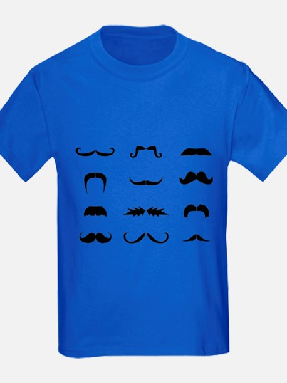 Moustache collection T