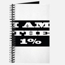 I AM THE 1% Journal