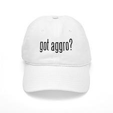 got aggro? Baseball Cap