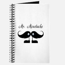 Mr Moustache Journal