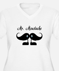 Mr Moustache T-Shirt