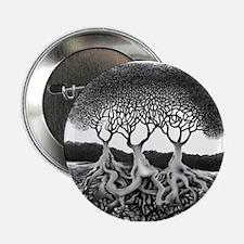 "Three Tree 2.25"" Button"