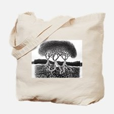 Three Tree Tote Bag