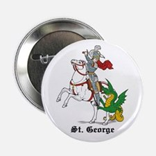 """St. George 2.25"""" Button (10 pack)"""