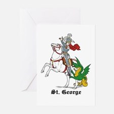 St. George Greeting Cards (Pk of 10)