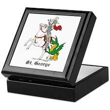 St. George Keepsake Box