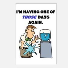 I'm Having One of Those Days Postcards (Package of