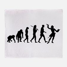 Evolution of Acting Throw Blanket