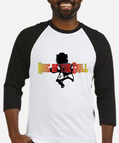 King of the Grill Baseball Jersey