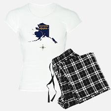 Geocache Alaska Pajamas