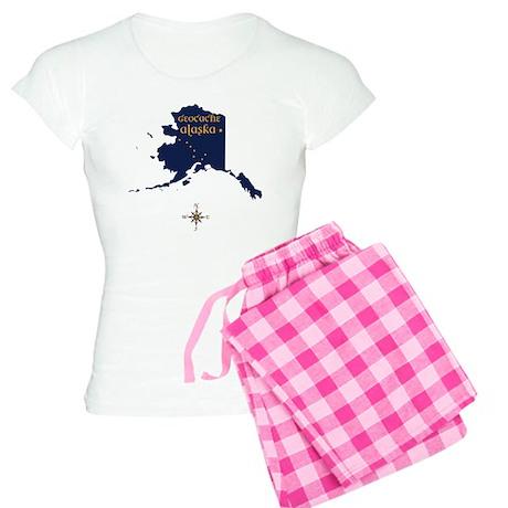 Geocache Alaska Women's Light Pajamas