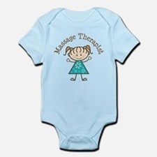 Massage Therapist Gift Infant Bodysuit