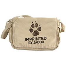 Imprinted by Jacob Messenger Bag
