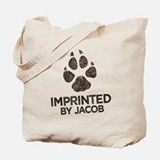 Imprinted by Jacob Tote Bag