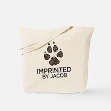 Imprinted by Jacob Tote Bag