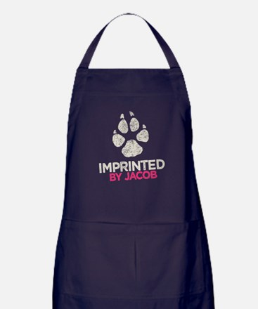 Imprinted by Jacob Apron (dark)