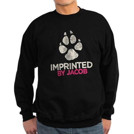 Imprinted by Jacob Sweatshirt (dark)