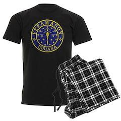 Indiana Free Masons Pajamas