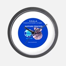 Sapphire KOALA 2008 - Wall Clock