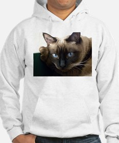 Funny Siamese cats Hoodie