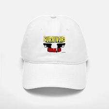 Survivor: Newark NJ Baseball Baseball Cap