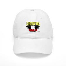 Survivor: Newark NJ Baseball Cap