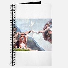 Creation & Basset Journal
