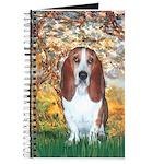 Monet's Spring & Basset Journal