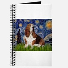 Starry Night & Basset Journal