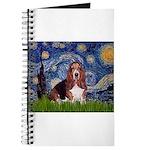 Starry / Basset Hound Journal