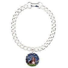 Starry / Basset Hound Bracelet