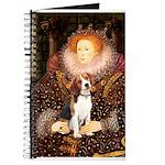 Queen / Beagle (#1) Journal