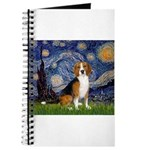 Starry Night & Beagle Journal