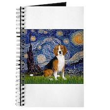 Starry Night & Beagle Journal