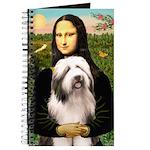 Mona / Bearded Collie #1 Journal