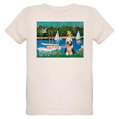 Sailboats / Beardie #1 T-Shirt