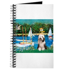 Sailboats / Beardie #1 Journal