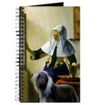 Pitcher / Bearded Collie Journal
