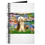 Lilies / Bearded Collie Journal