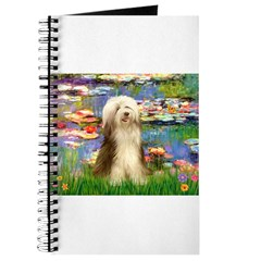 Lilies / Bearded Collie Journal