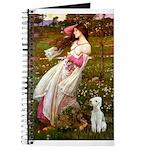 Windflowers/Bedlington T Journal
