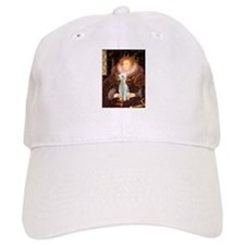 Queen / Bedlington T Baseball Cap