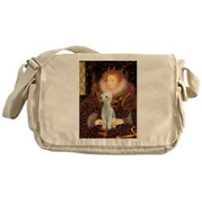 Queen / Bedlington T Messenger Bag