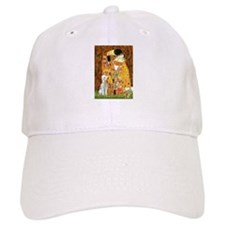 Kiss / Bedlington T Baseball Cap