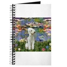 Lilies / Bedlington T Journal