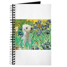 Irises /Bedlington T Journal